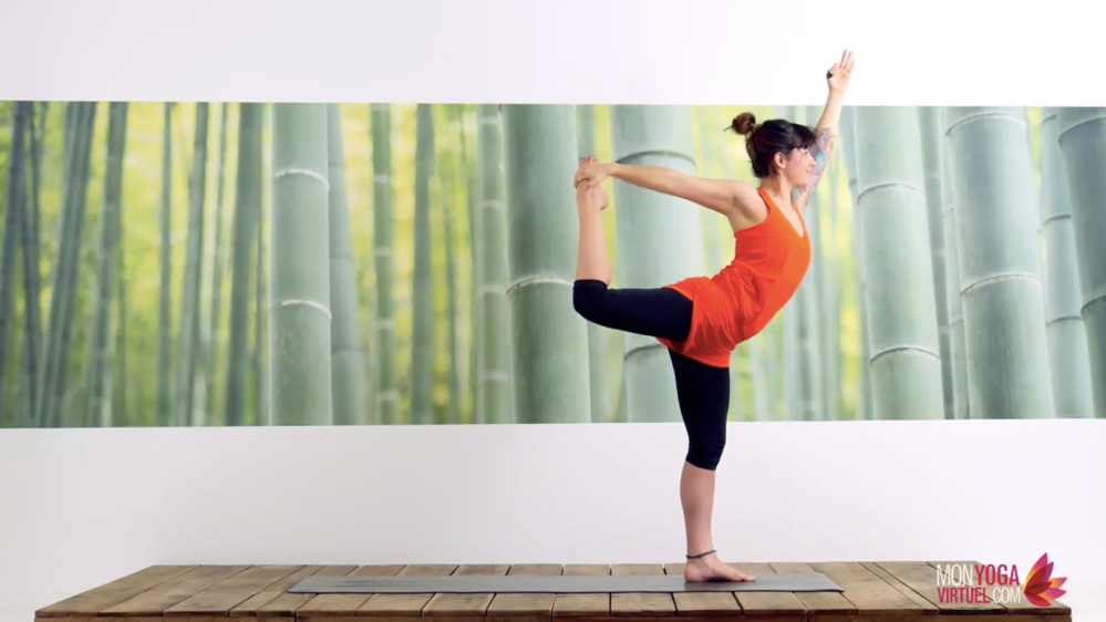 Mon Yoga Virtuel Screen Capture